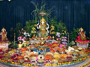 Annakoot And Govardhan Pooja
